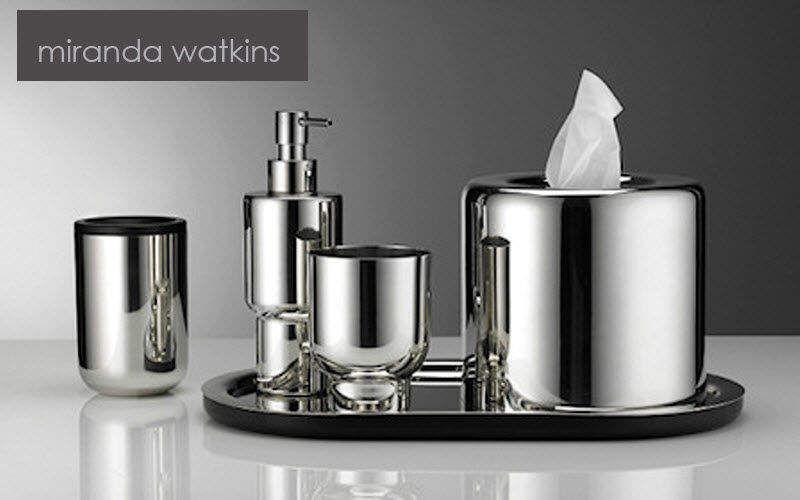 Miranda Watkins Badezimmerset Badezimmeraccessoires Bad Sanitär  |