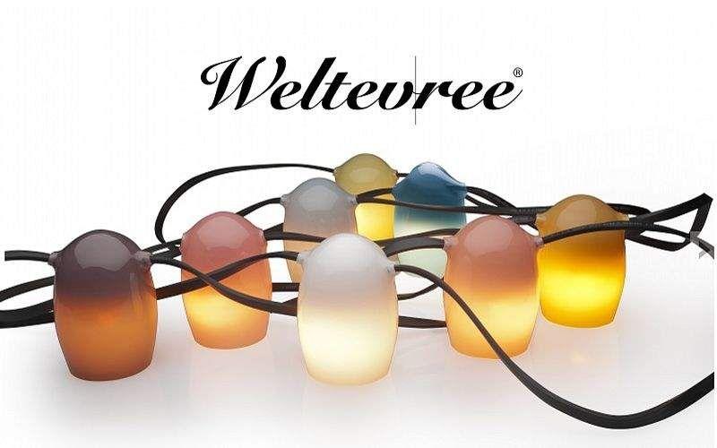WELTEVREE Lichterkette Lichterkette Innenbeleuchtung  |