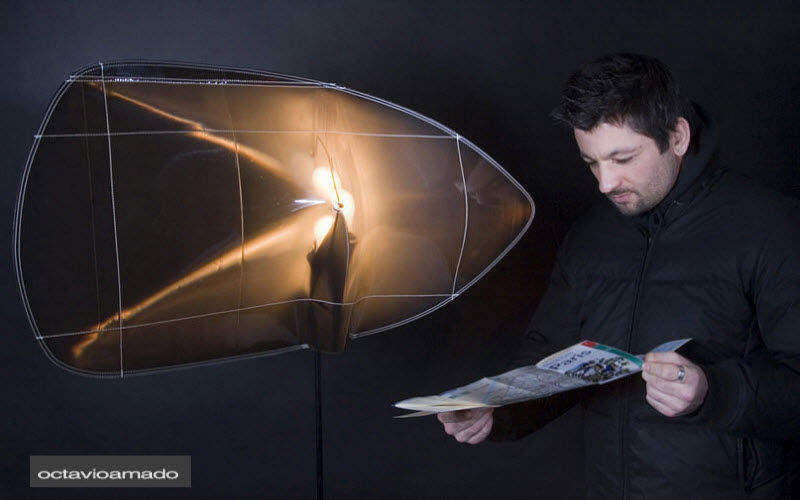 OCTAVIO AMADO Stehlampe Stehlampe Innenbeleuchtung  |