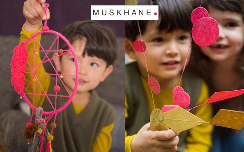 MUSKHANE Kindermobile Dekoration für Kinder Kinderecke  |
