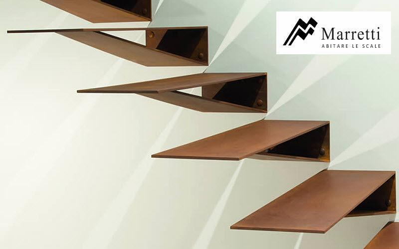 MARRETTI Freitragende Treppe Treppen, Leitern Ausstattung   