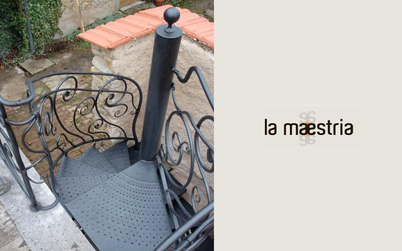LA MAESTRIA Außentreppe Treppen, Leitern Ausstattung  |
