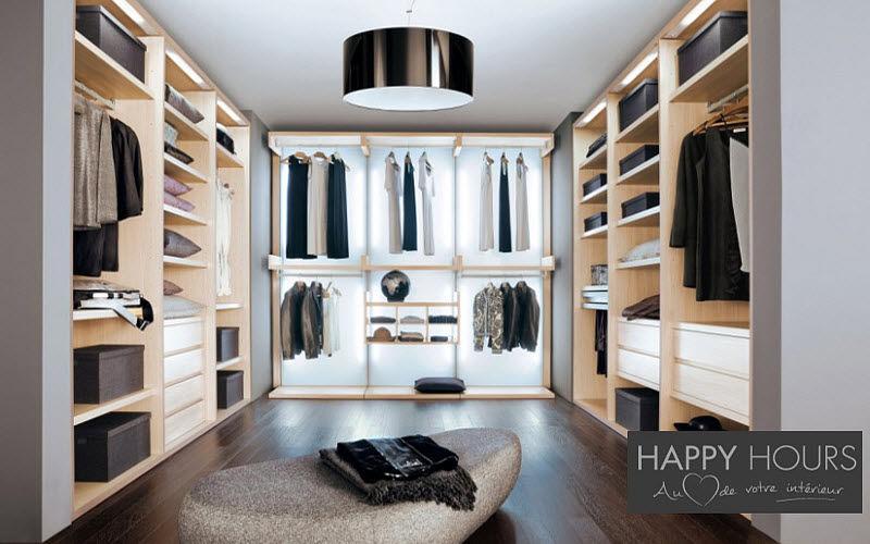 HAPPY HOURS Dressing in U Ankleidezimmer Garderobe   