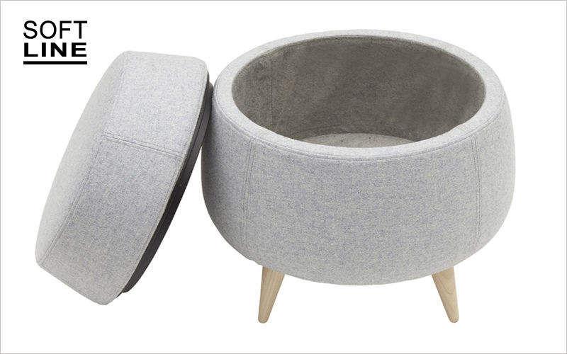 SOFTLINE Sitzkissen Schemel und Beinauflage Sitze & Sofas  |