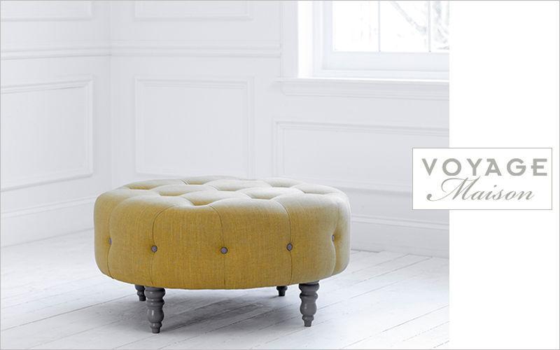 Voyage Maison Fußbank Schemel und Beinauflage Sitze & Sofas  |
