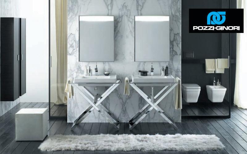 POZZI-GINORI Badezimmer Badezimmer Bad Sanitär Badezimmer | Klassisch