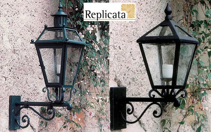Replicata Laterne mit Ausleger Aussenlaternen Außenleuchten  |