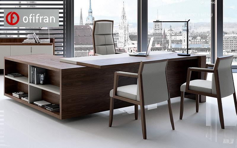 Ofifran Direktionsschreibtisch Schreibtische & Tische Büro   