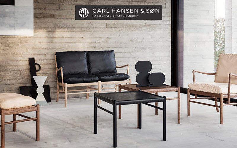 Carl Hansen & Son Wohnzimmersitzgarnitur Couchgarnituren Sitze & Sofas   