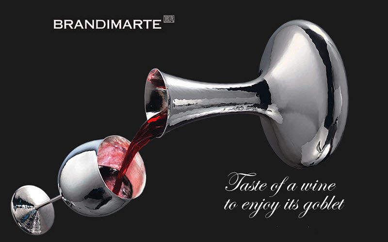 Brandimarte Dekantierer Flaschen und Karaffen Glaswaren  |