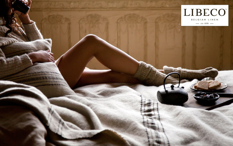 Libeco Home Tagesdecke Bettdecken und Plaids Haushaltswäsche  |