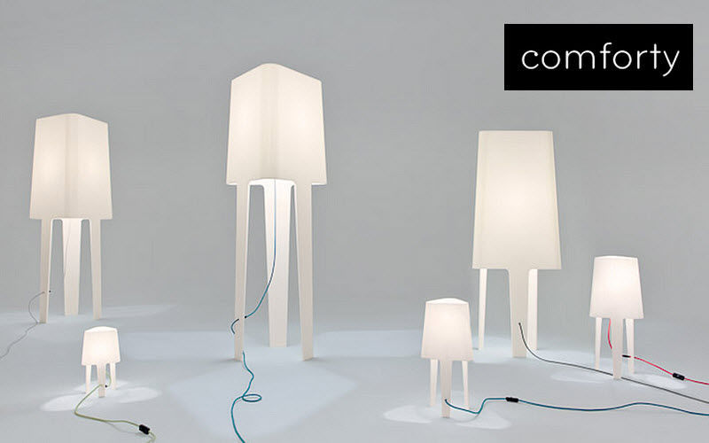 Comforty Stehlampe Stehlampe Innenbeleuchtung   