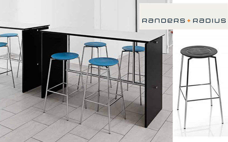 RANDERS RADIUS Barhocker Schemel und Beinauflage Sitze & Sofas  |