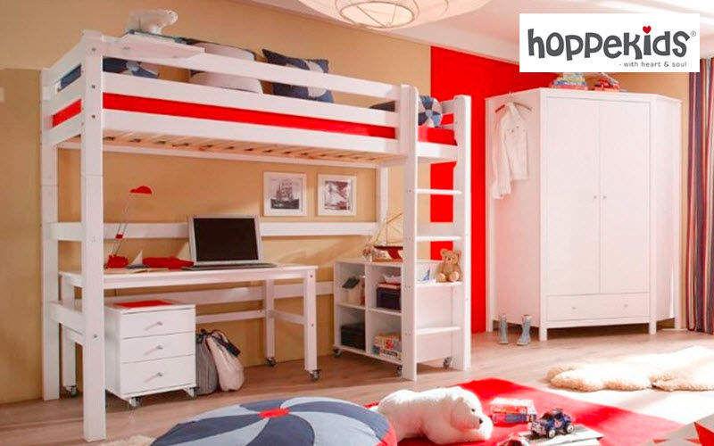 Hoppekids Hochbett kind Kinderzimmer Kinderecke  |