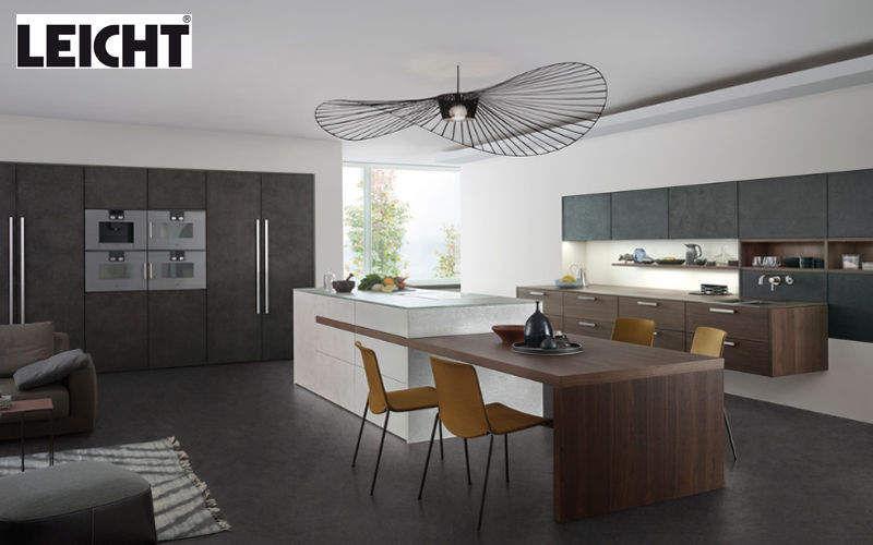 LEICHT Küchenoberschrank Küchenmöbel Küchenausstattung  |