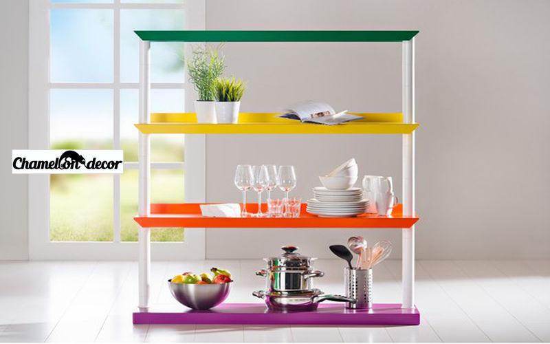 Chameleon-decor Küchenregal Küchenmöbel Küchenausstattung  |