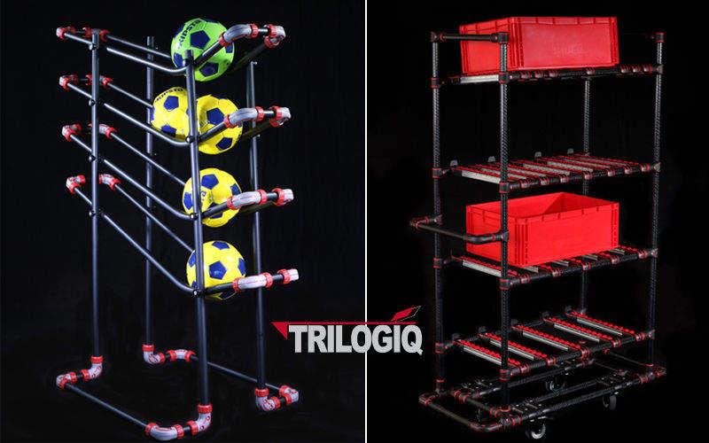 TRILOGIQ Wägelchen Verschiedene Geräte Ausstattung  |