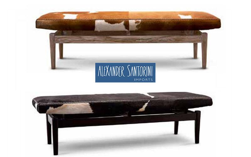 ALEXANDER SANTORINI Gepolsterte Bank Sitzbänke Sitze & Sofas  |