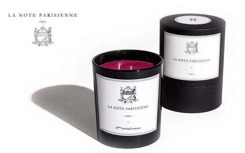 LA NOTE PARISIENNE Duftkerze Kerzen und Kerzenständer Dekorative Gegenstände  |