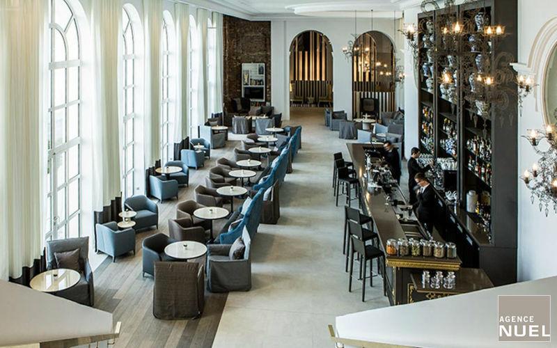 Agence Nuel / Ocre Bleu Ideen: Hotelhallen Verschiedenes Sitzmöbel Polstermöbel Sitze & Sofas   