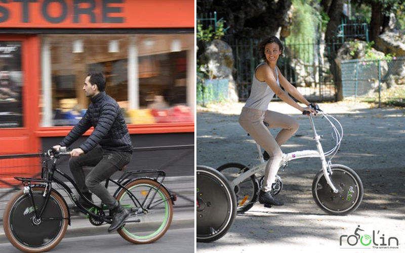 ROOL-IN Elektrisches Rad Verschiedene Fitnessartikel Fitness  |