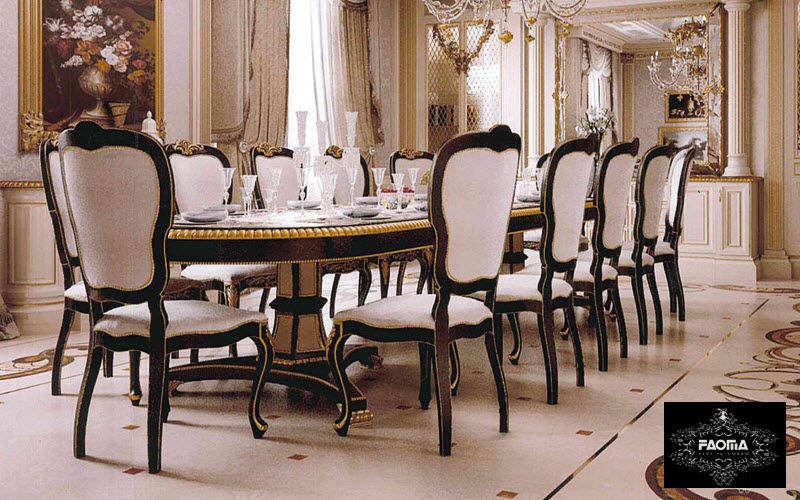 FAOMA Esszimmer Esstische Tisch Esszimmer | Klassisch