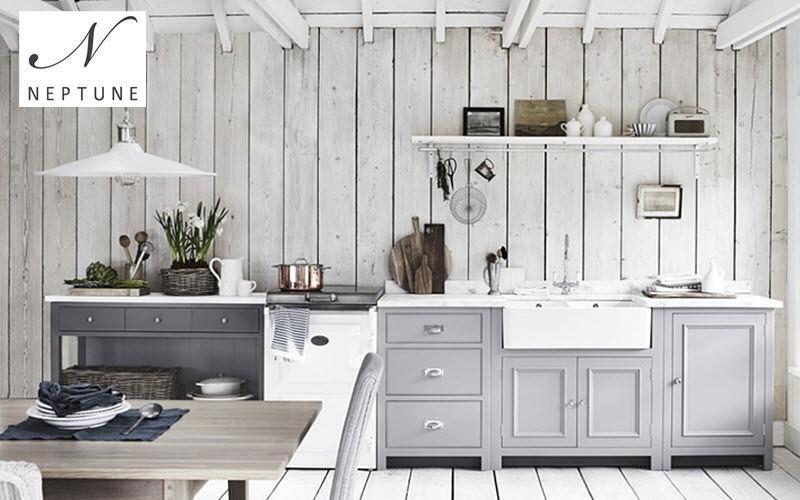 NEPTUNE Traditionelle Küche Küchen Küchenausstattung Küche | Land