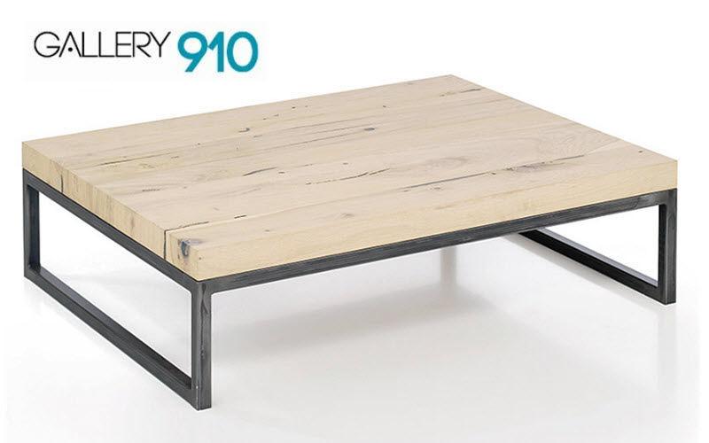 GALLERY 910 Rechteckiger Couchtisch Couchtische Tisch  | Design Modern