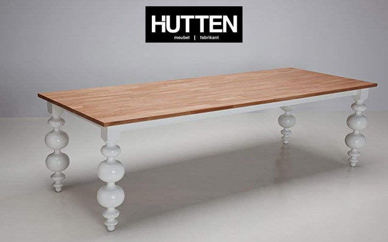HUTTEN Rechteckiger Esstisch Esstische Tisch Esszimmer | Design Modern