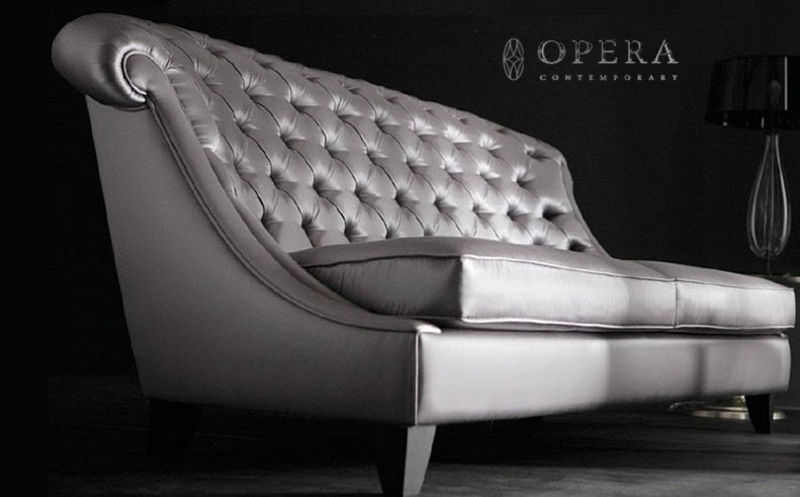 OPERA CONTEMPORARY Chesterfield Sofa Sofas Sitze & Sofas  |