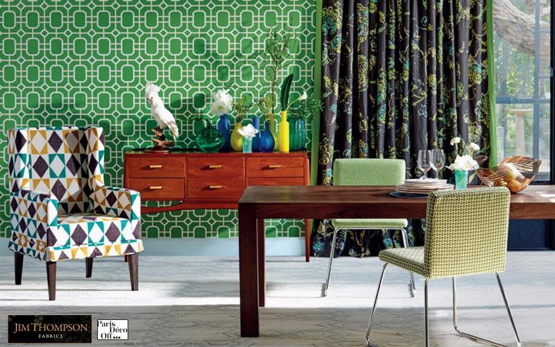 Jim Thompson Sitzmöbel Stoff Möbelstoffe Stoffe & Vorhänge  |