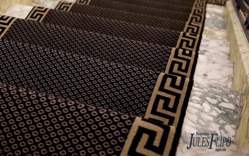 Moquettes Jules Flipo Treppenläufer Teppichböden Böden  |