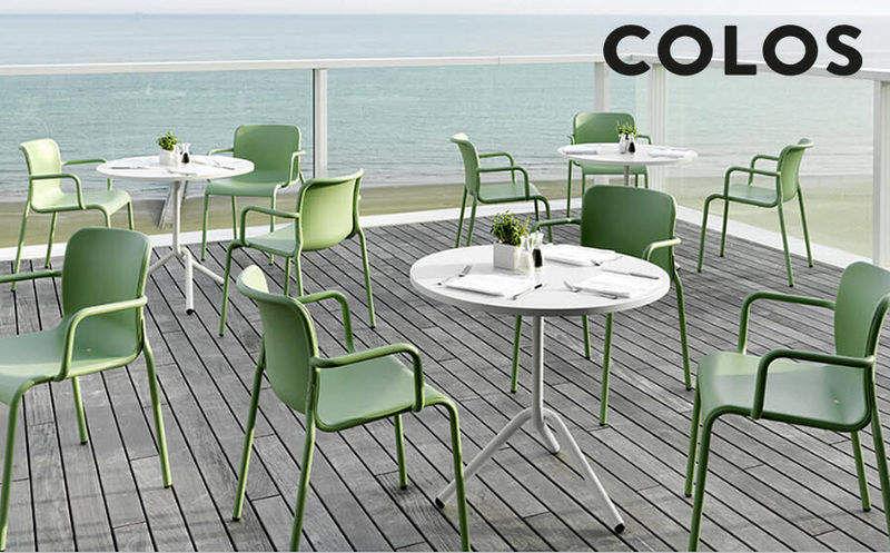 COLOS Bistrotisch Esstische Tisch  |