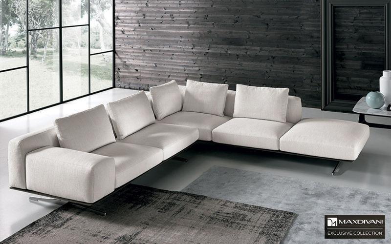 MAX DIVANI Ecksofa Sofas Sitze & Sofas  |
