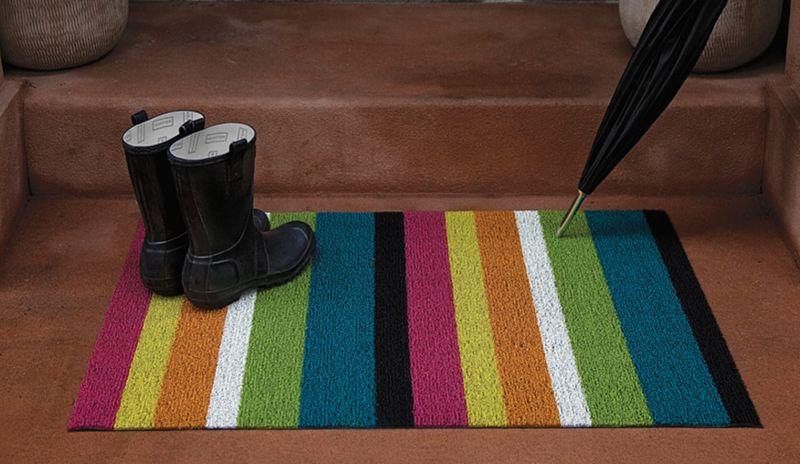 CHILEWICH Bodenmatte Abtreter und Matten Teppiche  |