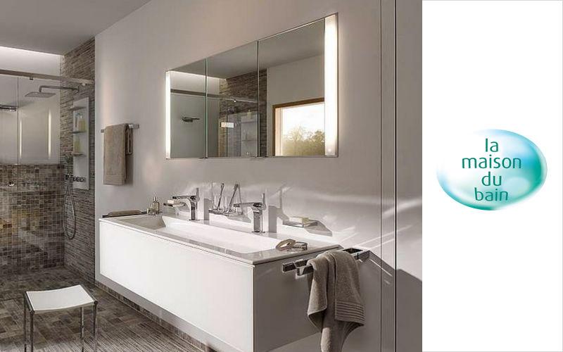 La Maison Du Bain Toilettenschrank Badezimmermöbel Bad Sanitär  |