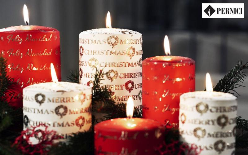 Pernici Weihnachtskerze Weihnachtsdekoration Weihnachten & Feste  |