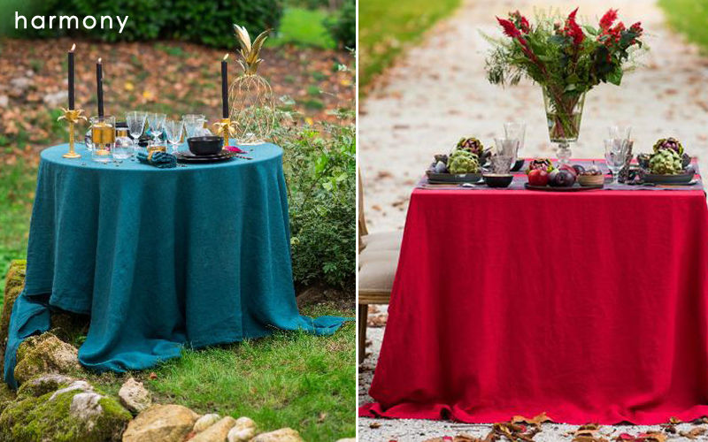 Harmony Rechteckige Tischdecke Tischdecken Tischwäsche  |