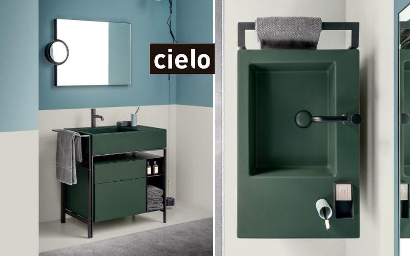 CIELO Waschtisch Möbel Badezimmermöbel Bad Sanitär  |