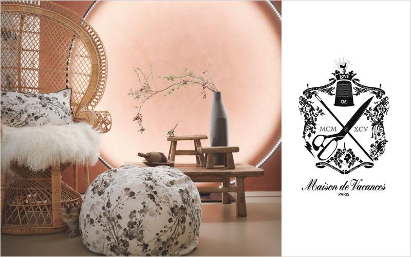 Maison De Vacances Sitzkissen Schemel und Beinauflage Sitze & Sofas  |