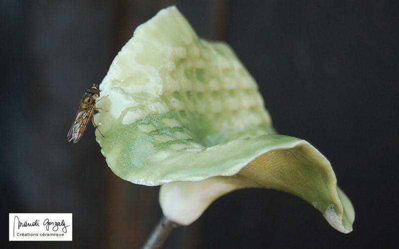 MANOLI GONZALEZ Pflanzenskulptur Gartenschmuck Außen Diverses  |