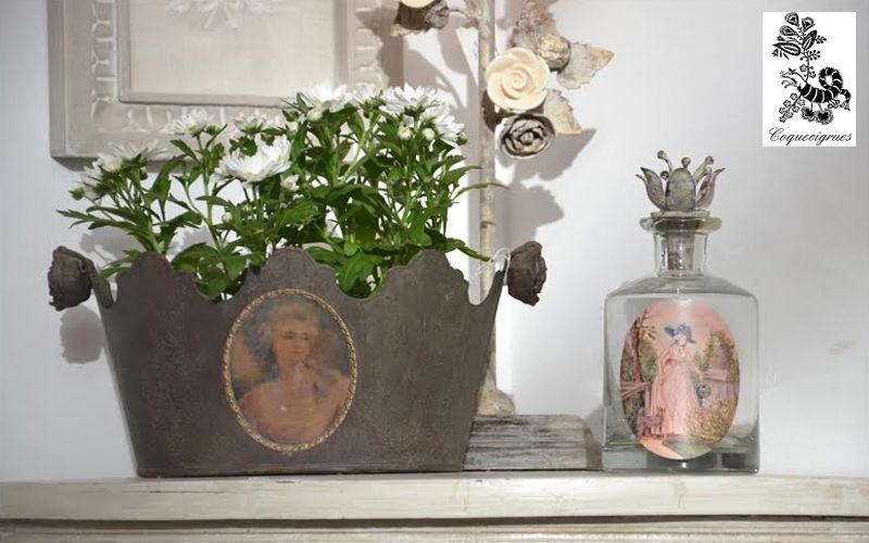 Coquecigrues Innen-Jardinière Verschiedene Ziergegenstände Dekorative Gegenstände  |