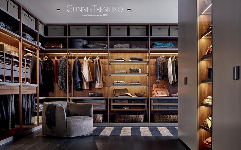 Gunni & Trentino Ankleidezimmer Ankleidezimmer Garderobe  |