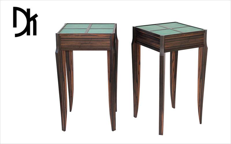 DAAN KOERS Sockeltisch Beistelltisch Tisch  |