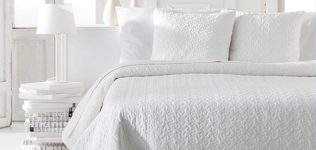 ANTILO Boutis Bettdecken und Plaids Haushaltswäsche  |