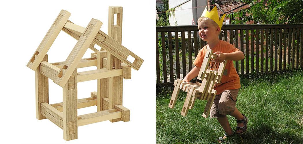 AFILII - DESIGN FOR KIDS Aufbau Spiel Geschicklichkeits- und Logikspiel Spiele & Spielzeuge  |