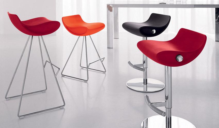 COM.P.AR Barhocker Schemel und Beinauflage Sitze & Sofas  |
