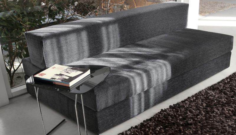 Milano Bedding Klappsofa Schlafsofas Betten Wohnzimmer-Bar   Design Modern