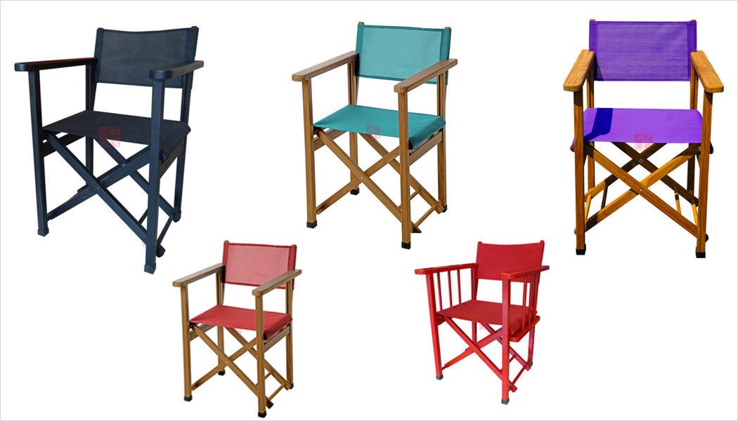 Azur Confort Regiestuhl Sessel Sitze & Sofas Garten-Pool | Klassisch