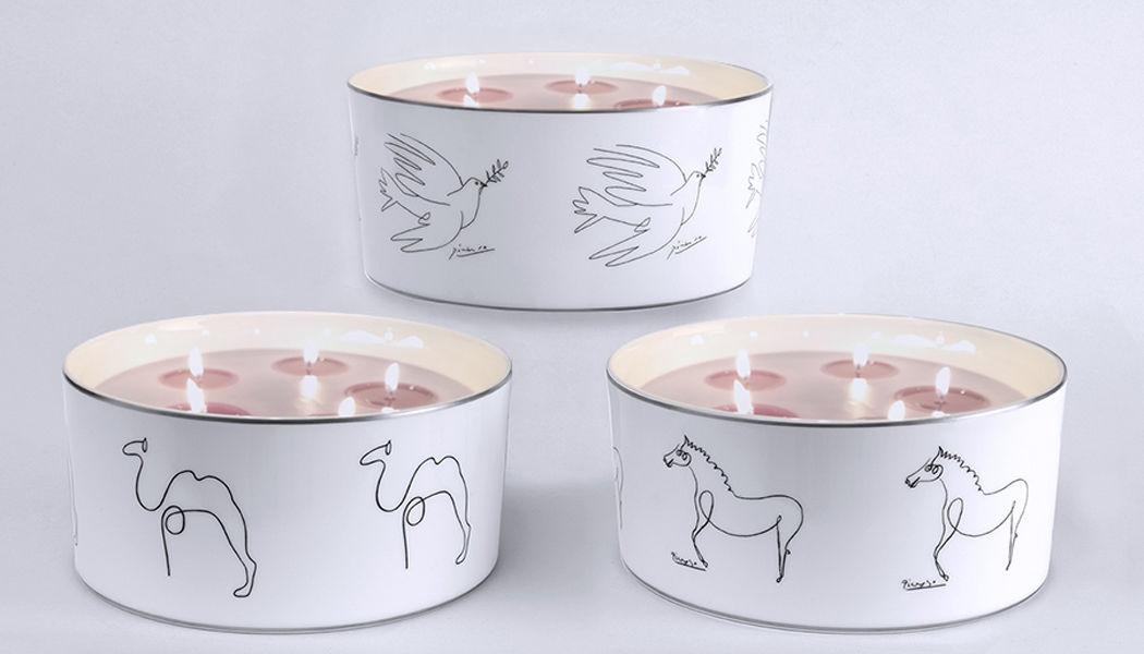 MARC DE LADOUCETTE PARIS Duftkerze Kerzen und Kerzenständer Dekorative Gegenstände Wohnzimmer-Bar | Design Modern